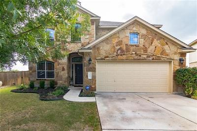 Travis County, Williamson County Single Family Home For Sale: 2804 Angelina Dr