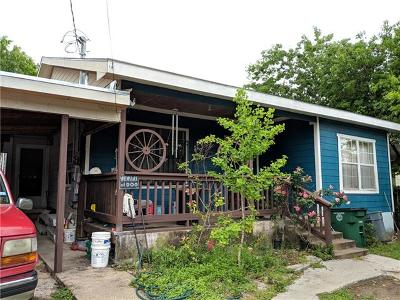 Austin Single Family Home For Sale: 1703 Cedar Ave