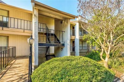 Austin Condo/Townhouse For Sale: 6910 Hart Ln #909