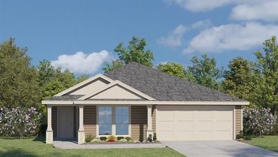 Hutto Single Family Home For Sale: 421 Cassandra Dr