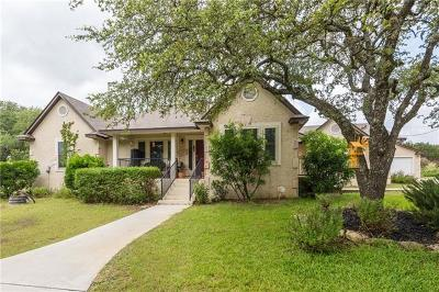 Hays County Single Family Home Coming Soon: 16206 Westview Trl