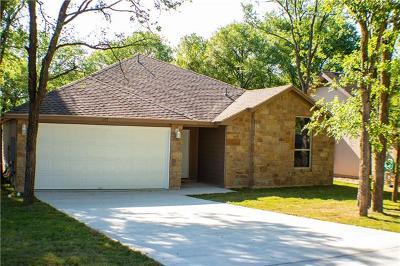 Cedar Creek Single Family Home Pending - Taking Backups: 137 S Mockingbird Cir