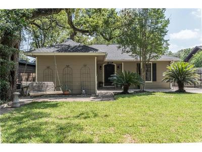 Austin Single Family Home For Sale: 907 Jessie St