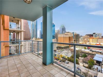 Austin Condo/Townhouse For Sale: 98 San Jacinto Blvd #1106