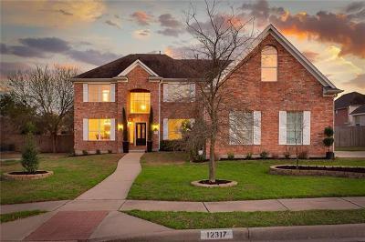 Single Family Home For Sale: 12317 Gatling Gun Ln