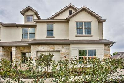 Austin Condo/Townhouse For Sale: 11705 Akita Path