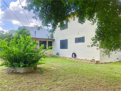 Bastrop County Single Family Home For Sale: 422 Old McDade Rd