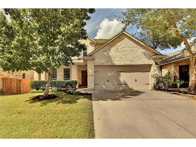 Travis County Single Family Home For Sale: 11924 Cherisse Dr