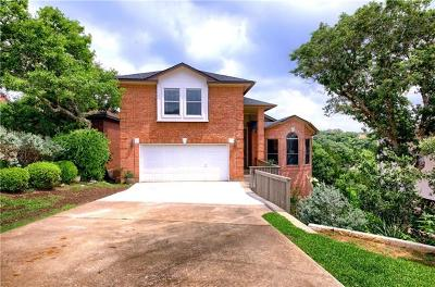 Austin Single Family Home For Sale: 5730 Misty Hill Cv