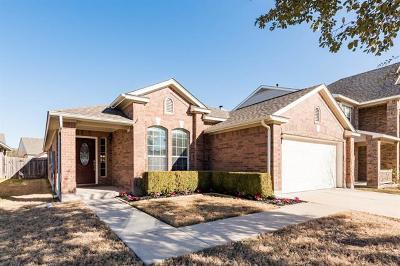 Leander Single Family Home For Sale: 1205 Alpine Mountain Dr