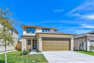 Travis County, Williamson County Single Family Home For Sale: 13513 Feldspar Dr