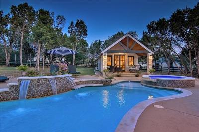 Dripping Springs Single Family Home Pending - Taking Backups: 105 High Plains Dr