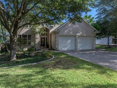 Austin Single Family Home For Sale: 5412 Ketch Ct