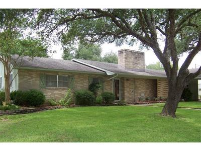 Giddings Single Family Home For Sale: 501 S Woodland Ave