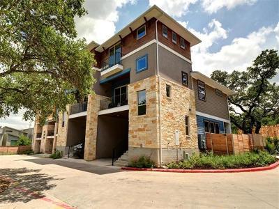 Travis County Condo/Townhouse For Sale: 404 W Alpine Rd #9