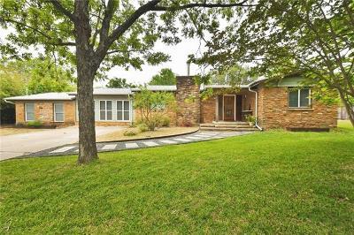 Single Family Home For Sale: 4609 Rimrock Trl