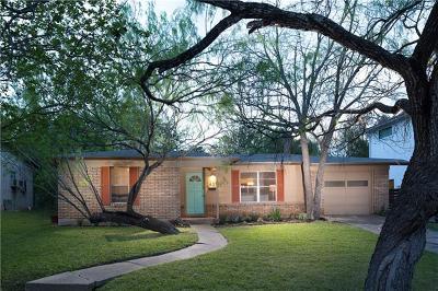 Austin Single Family Home Pending - Taking Backups: 2409 Elmglen Dr