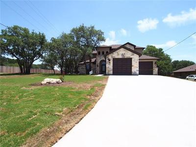 Georgetown Single Family Home For Sale: 201 S Saw Grass Ln