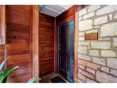 Austin Condo/Townhouse For Sale: 8200 Neely Dr #241