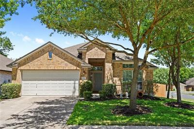 Austin Single Family Home Pending - Taking Backups: 9913 Big Boggy Trl