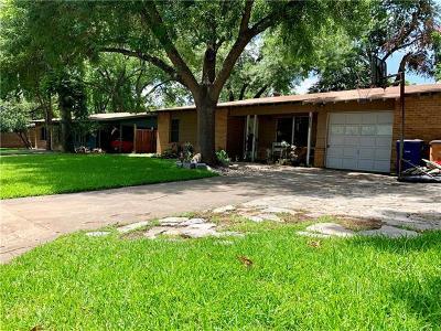 Austin Single Family Home For Sale: 1411 Hillcrest Dr