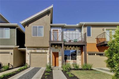 Austin Condo/Townhouse For Sale: 7306 Wildcat Pass