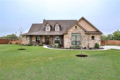 Liberty Hill Single Family Home For Sale: 100 Sarahs Ln