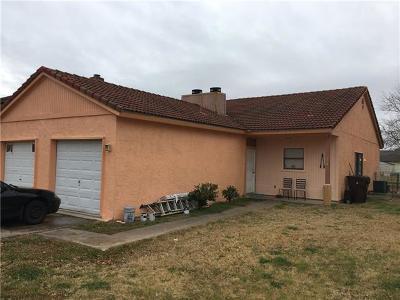 Lockhart Multi Family Home For Sale: 1009 Crockett St