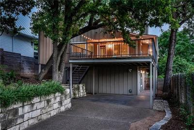 Austin Single Family Home Pending - Taking Backups: 1800 W 10th St