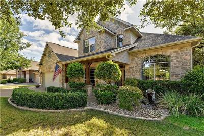 Cedar Park Single Family Home For Sale: 102 N Frontier Ln