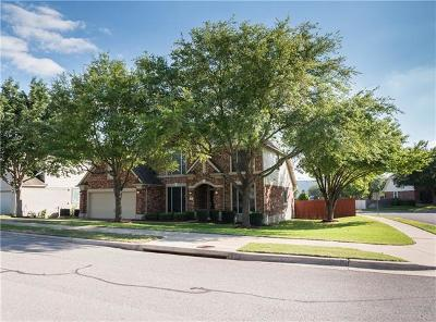Pflugerville Single Family Home Pending - Taking Backups: 929 Indian Run Dr