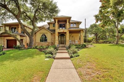 Hays County, Travis County, Williamson County Single Family Home For Sale: 1607 Travis Heights Blvd