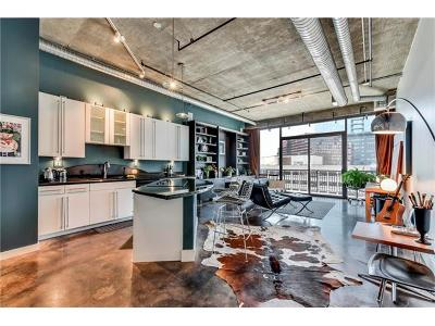 Condo/Townhouse For Sale: 311 W 5th St #1008