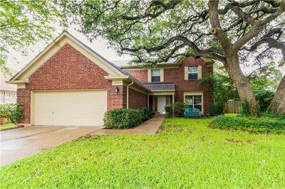 Austin Single Family Home Pending - Taking Backups: 10703 Walebridge Ct