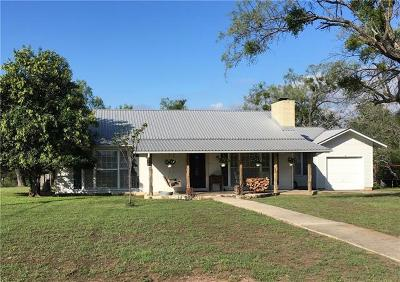 Lampasas Single Family Home For Sale: 408 S Porter St