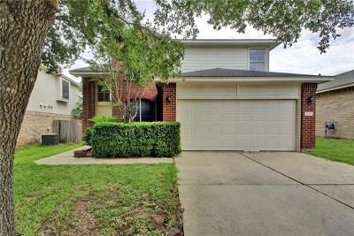 Pflugerville Single Family Home For Sale: 1130 Vincent Pl