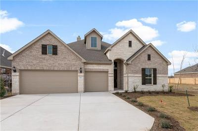 Pflugerville Single Family Home For Sale: 4121 Brean Down Rd