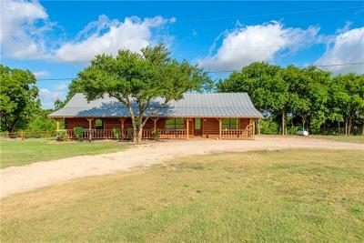 Hutto Single Family Home For Sale: 800 Wild Oak Trl