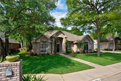 Austin Single Family Home For Sale: 10104 Pinehurst Dr