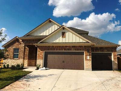 Hutto Single Family Home For Sale: 1102 Knowles Dr
