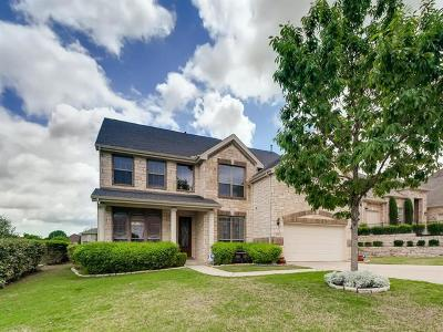 Austin Single Family Home For Sale: 115 Whitley Dr