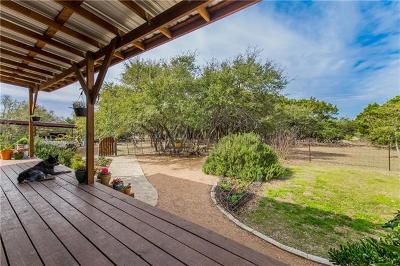 Dripping Springs Single Family Home For Sale: 901 Martin Rd