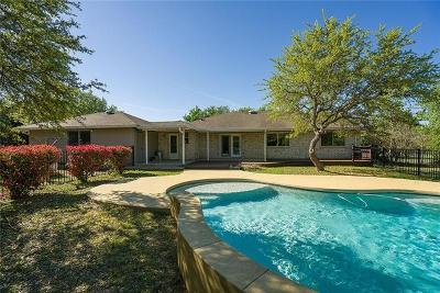 Dripping Springs Single Family Home Pending - Taking Backups: 619 Blue Ridge Dr
