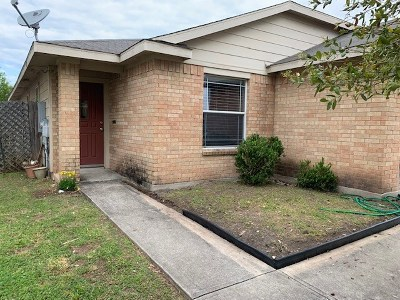 Hays County, Travis County, Williamson County Single Family Home For Sale: 1424 Poppy Seed Ln