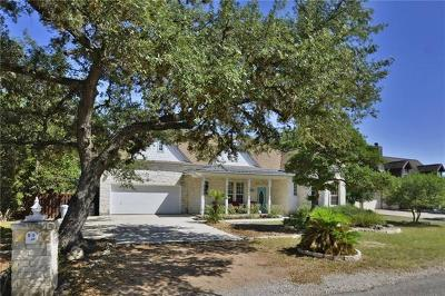 Wimberley Single Family Home For Sale: 61 Sprucewood Dr