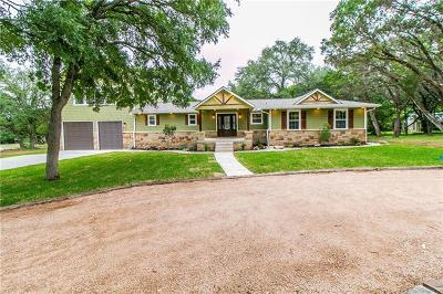 Georgetown Single Family Home For Sale: 100 Comanche Trl
