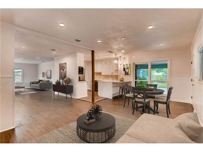 Austin Single Family Home For Sale: 1419 Cloverleaf Dr