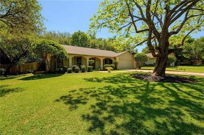 Austin Single Family Home For Sale: 11819 Highland Oaks Trl