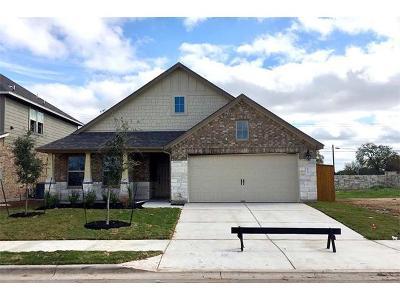 Buda Single Family Home For Sale: 225 Patriot Dr