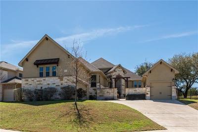 Spicewood Single Family Home For Sale: 5500 Wild Foxglove Rd